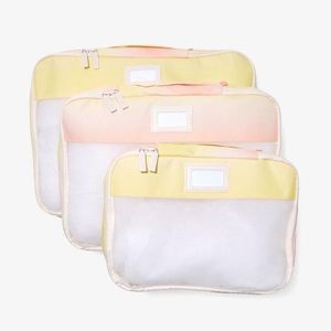 Packing cubes, never used